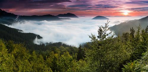 sunrise canon landscape eos panoramic amanecer panoramica alava ef 6d 24105 aramaio eos6d ef24105