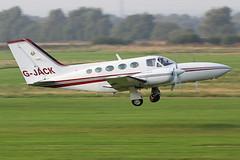 G-JACK - Cessna 421C