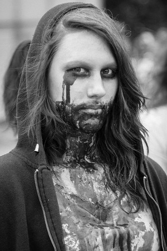 7th Zombiewalk Leipzig