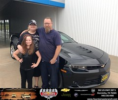 Congratulations to Mike Thibodeaux on your #Chevrolet #Camaro purchase from Dewayne  Aylor  at Four Stars Auto Ranch! #NewCar