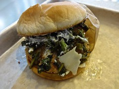 philly porker from BCT Belly Burgers in San Franci…