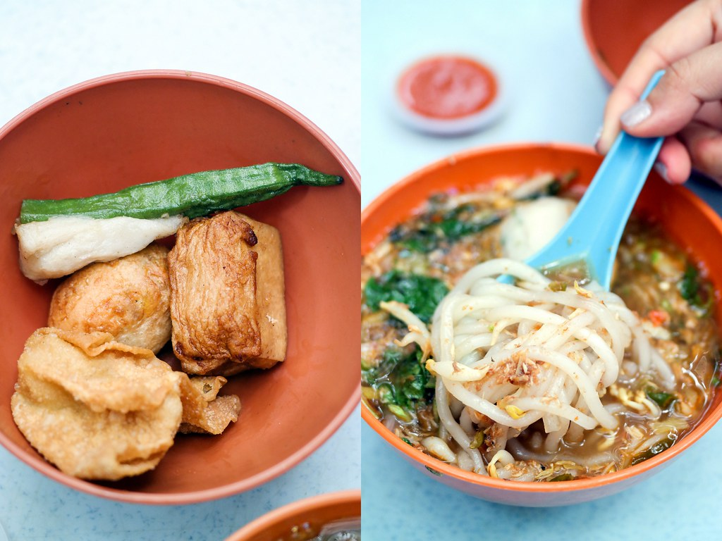 Ipoh Food Guide: Assam Laksa @ Big Tree Foot (Dai Shu Geok)