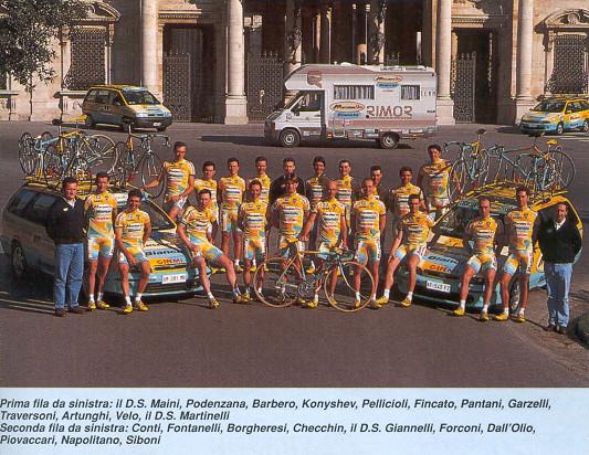 Mercatone Uno - Bianchi 1998