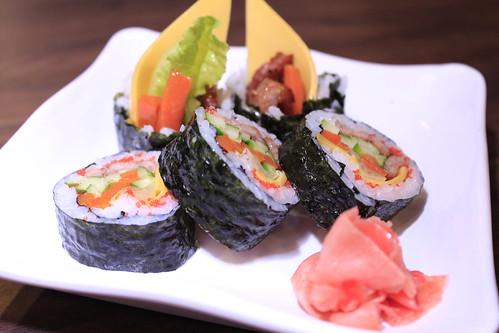 日本料理包廂食記-教師節讓老師在高雄松江庭餐廳吃到飽 (9)