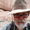 Me at the White House ruin, Canyon  de Chelly NM