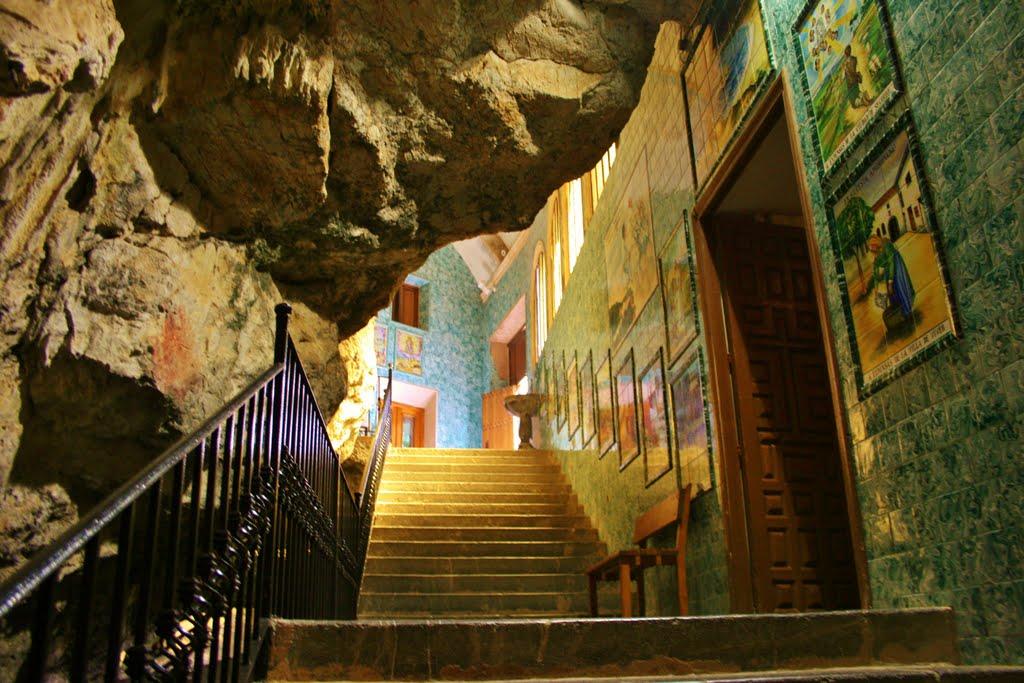Interior del santuario. Autor, Francisco Jose Rios