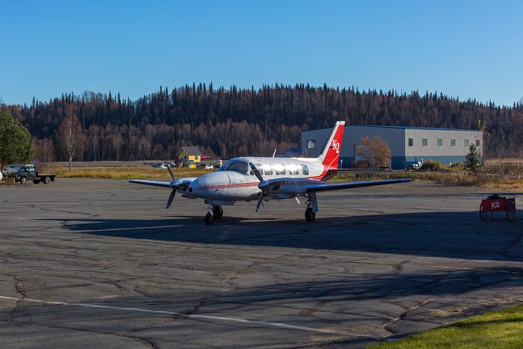 Alaska. Talkeetna