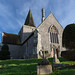 Small photo of St Andrew, Alfriston, Sussex