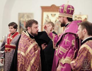 Божественная литургия 110