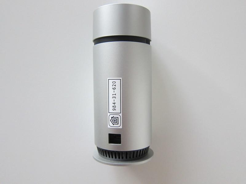 D-Link Omna 180 Cam HD - Back