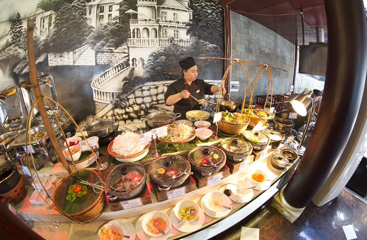Nhà hàng SOHO Buffet & Alacarte - Khám phá thiên đường ẩm thực thế giới ngay giữa thành phố Đà Nẵng 7