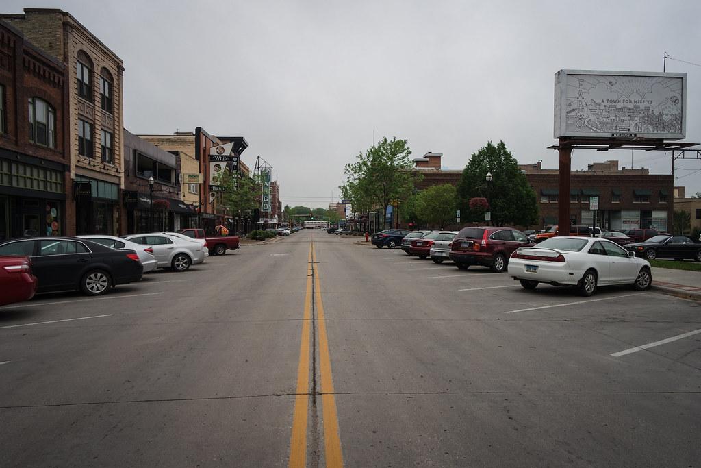 Such a Gorgeous Billboard in Fargo
