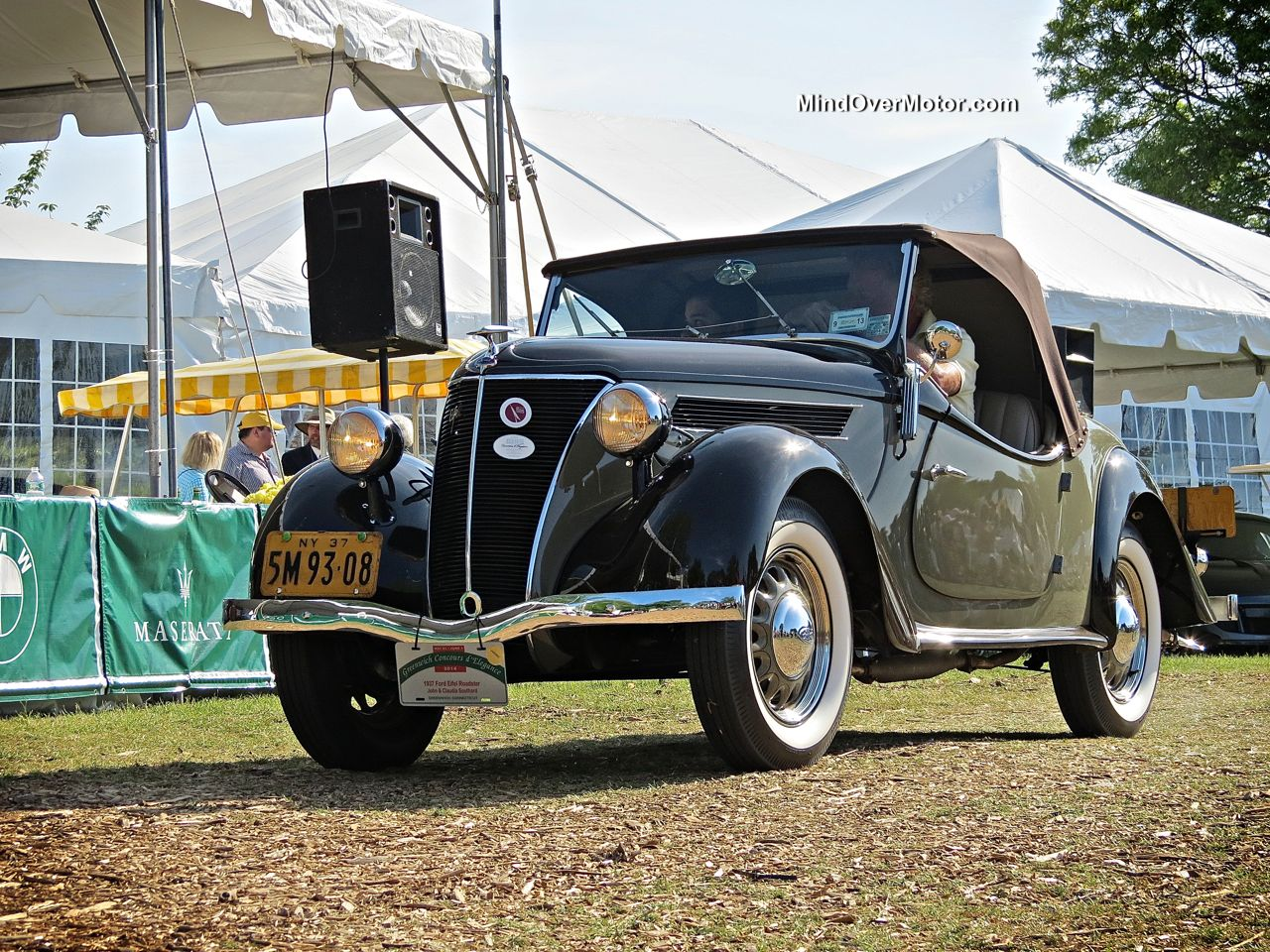 Ford Eifel Roadster at the Greenwich Concours