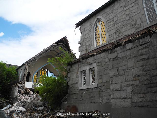 Eglise Notre-Dame-de-la-Paix demolition 6/06/14 21