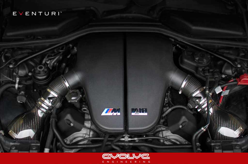 Evolve Engineering E60 M5 E63 M6 Carbon Intake Official