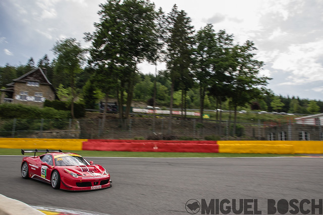 Britcar Endurance Championship. Round 3 Spa Euro Race at Spa-Francorchamps 7 June 2014