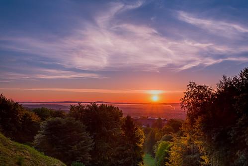 sunrise canon sonnenaufgang kassel wilhelmshöhe nordhessen