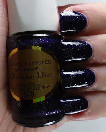 Dior Sparkling Blueberry 979