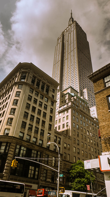 Empire State Building by CC user zeldman on Flickr