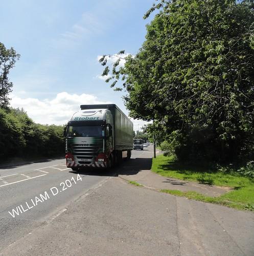 uk green truck scotland diesel transport sophie lorry camion esl dumfries eddiestobart sonydsch55 dsch55 sonycybershotdsch55 worldtruck px12azc ivecostrallis
