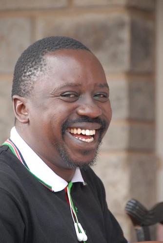 Douglas Ikong'o