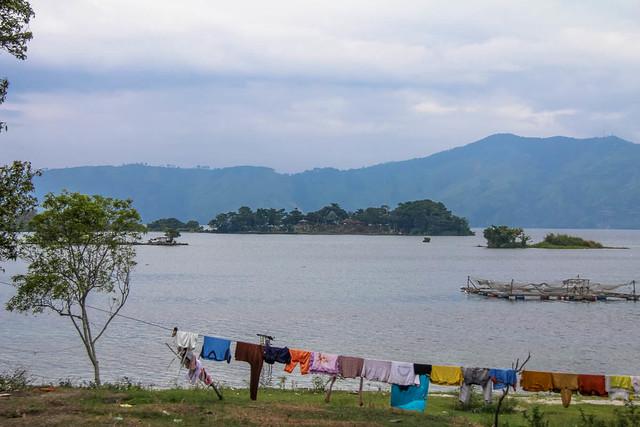 Danau Toba, Sumatra, Indonesia