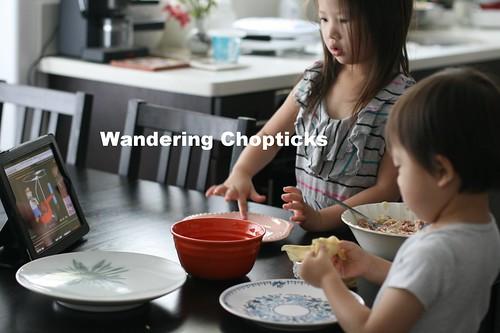 Hoanh Thanh Thit Heo Bam, Dau Hu, Hanh La (Vietnamese Wontons with Ground Pork, Tofu, and Green Onions) 5