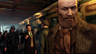 Sherlock Holmes: Crimes and Punishments on PS4