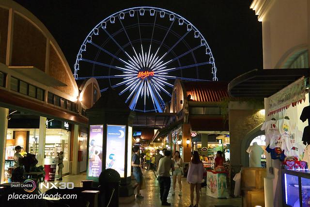 bangkok asiatique ferris wheel