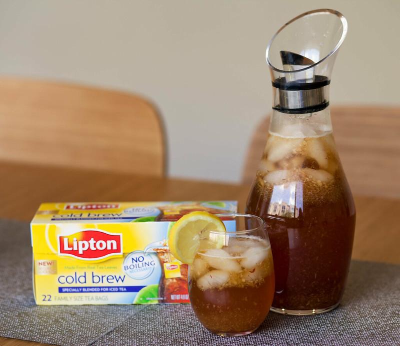 cute & little blog | lipton iced tea cold brew summertime #TEArifficPairs