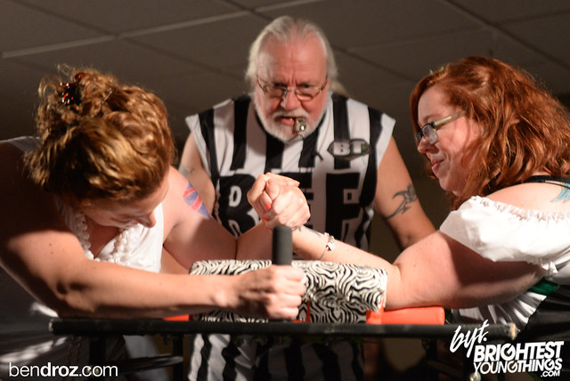 Jun 28, 2014- DCLAW Women\'s Arm Wrestling BYT - Ben Droz -  057