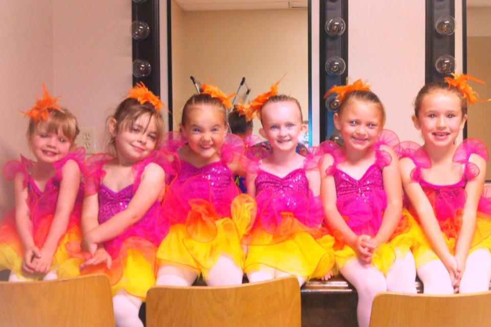 PURE Dance Academy's -Pre Ballet class