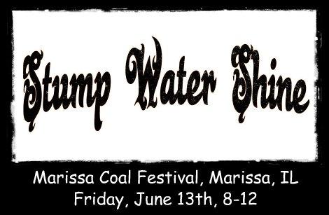 Stump Water Shine 6-13-14
