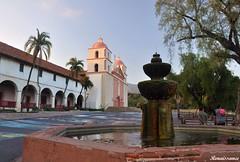 红瓦白墙 Santa Barbara