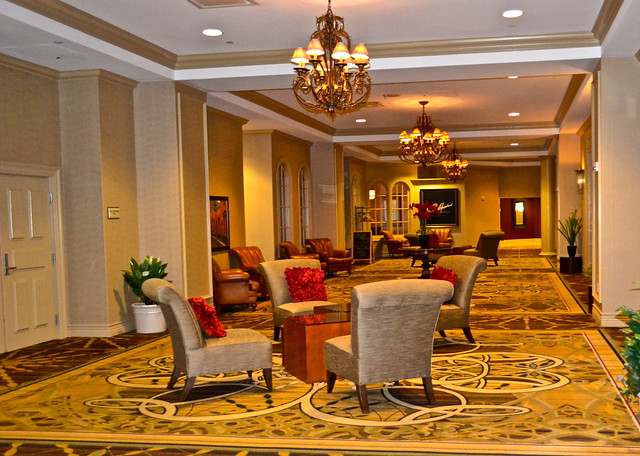 Sitting area - DoubleTree Hilton Lancaster PA