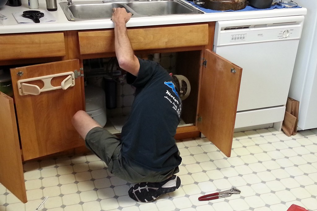 Master Plumber Kitchen Faucet Encino Ca