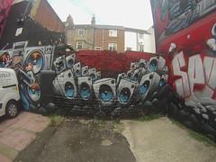 Brightons Colourful Walls