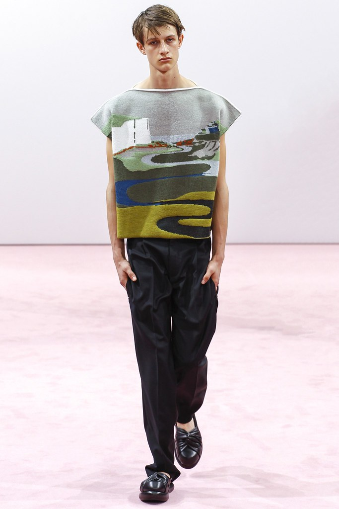 SS15 London J.W. Anderson002_Luke Glazsher(VOGUE)