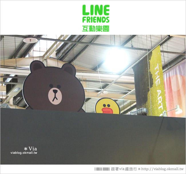 【台中line展2014】LINE台中展開幕囉!趕快來去LINE FRIENDS互動樂園玩耍去!(圖爆多)22