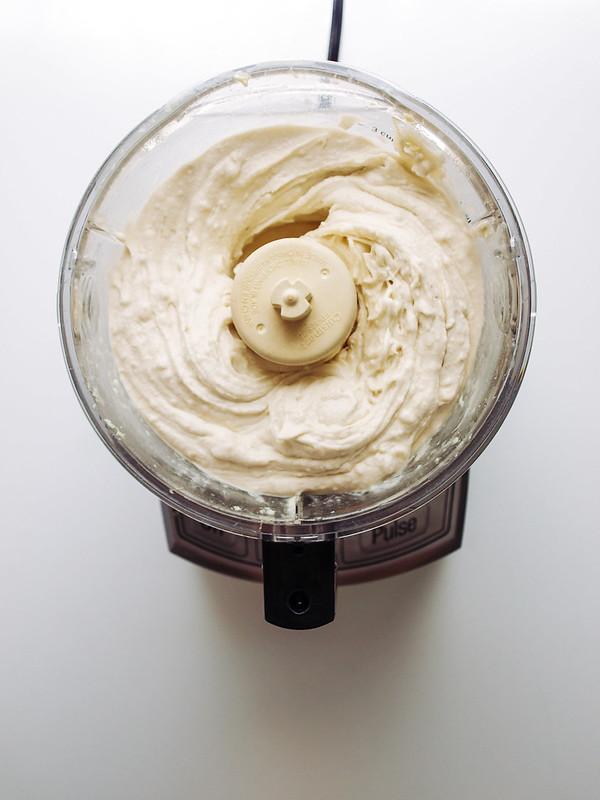 Banana Coconut Ginger Ice Cream (soft serve)