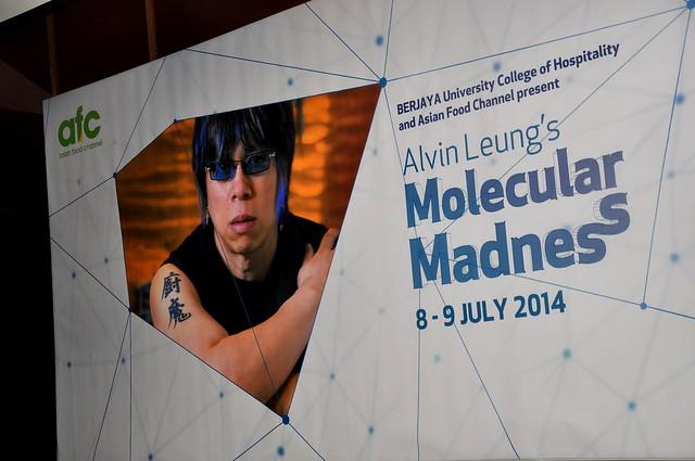 Alvin Leung Molecular Madness 7