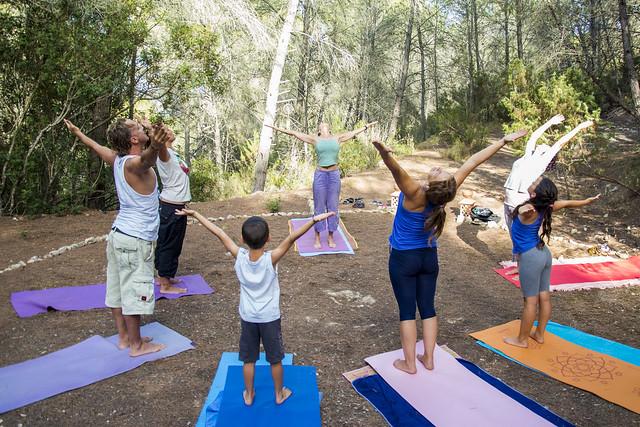 Nora Belton, Ibiza yoga teacher 26