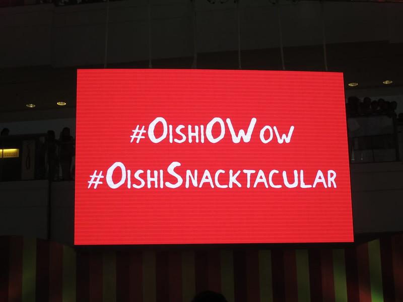 Oishi event