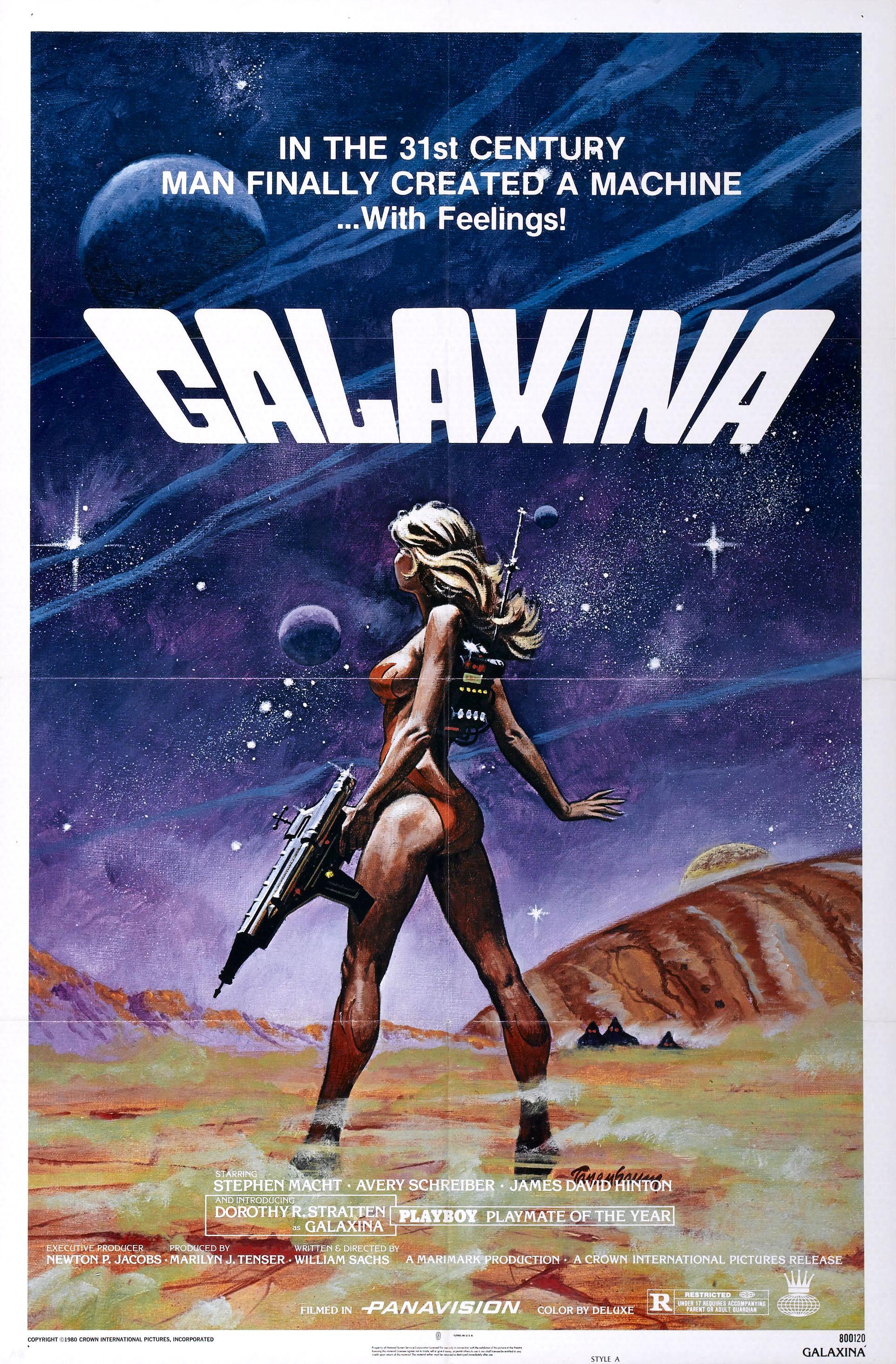 Galaxina (1980)