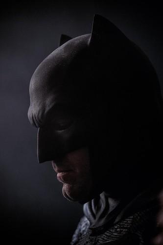 140725(2) -「班」蝠俠的大臉PK超人的全身、2016年電影《BATMAN v SUPERMAN DAWN OF JUSTICE》(蝙蝠俠對超人:正義曙光)公開SDCC海報! 1