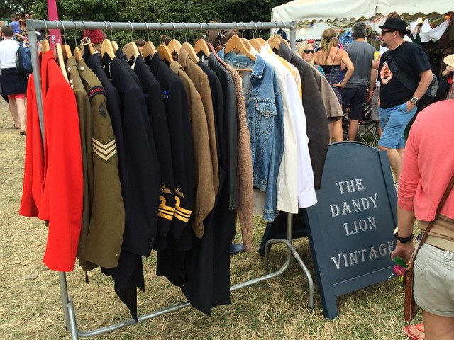 The Dandy Lion Vintage Shop - Field of Avalon