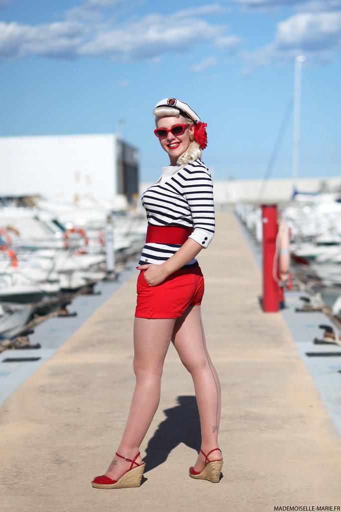 Miss Liz Cherie - Calafell - Riverside Car show