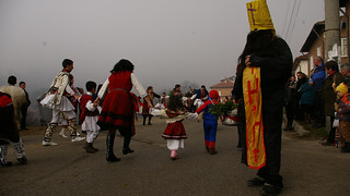 bulgaria bachevo masquerade priest 2