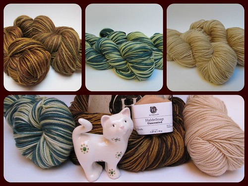 YARN CLUB: Sept – Nov 2014
