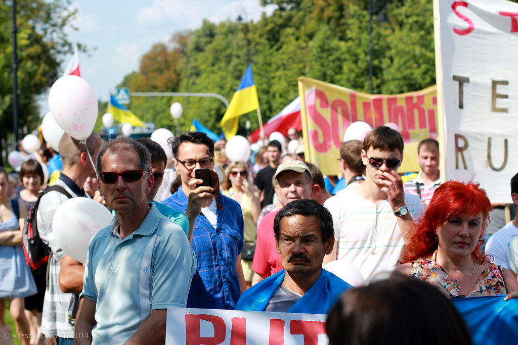Anti-Russian March in Warsaw [8]